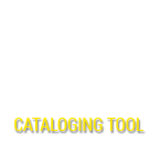 Cataloging tool - media management software