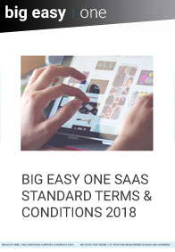 BES SAAS terms and Conditions